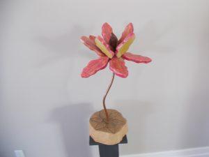 Spring Flower Sculpture