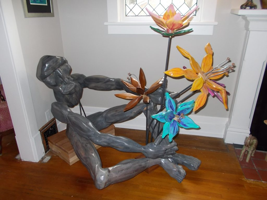 Bouquet Sculpture